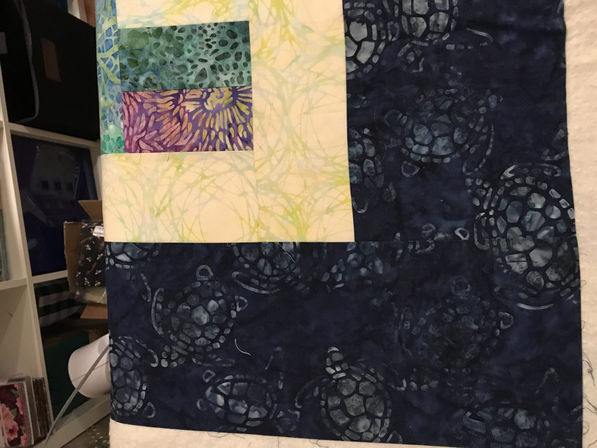 Quilt Diary: Running out of Time