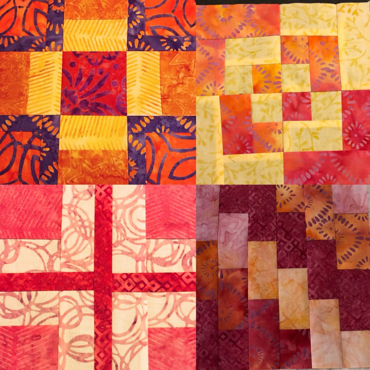 Quilt Diary: July One Monthly Goal finish