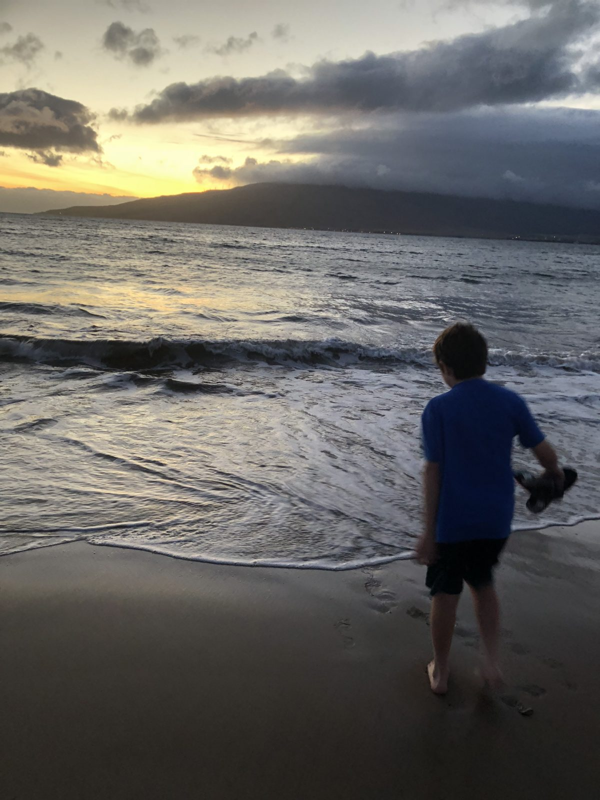 Travel Diary:  Aloha from Kiehi, Maui, Hawaii