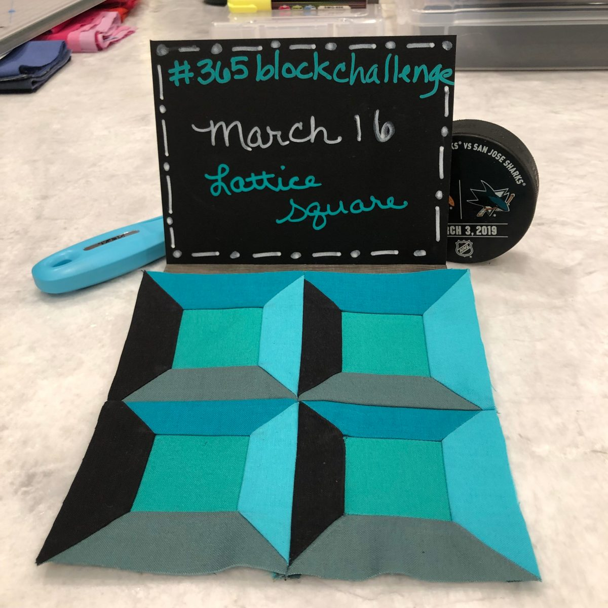 Quilt Diary:  Update on March projects