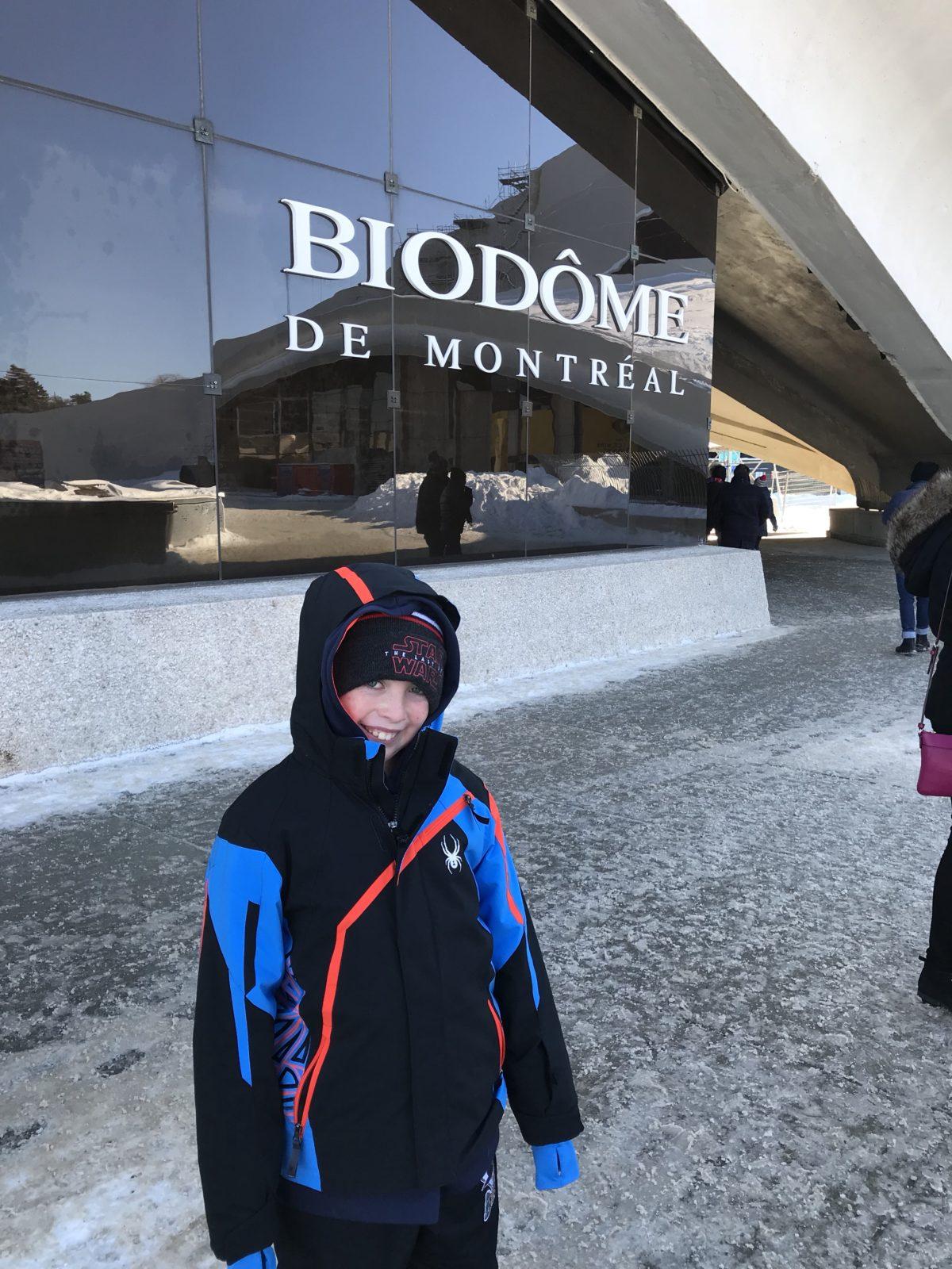 Travel Diary:  Montreal Dec 2017 (part 3)