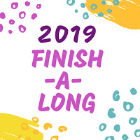 Quilt Diary: Finishalong 2019 Quarter 2 Goals