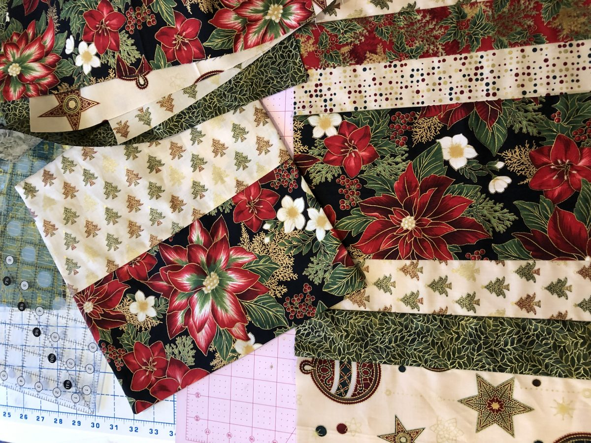 Quilt Diary: Fall Update