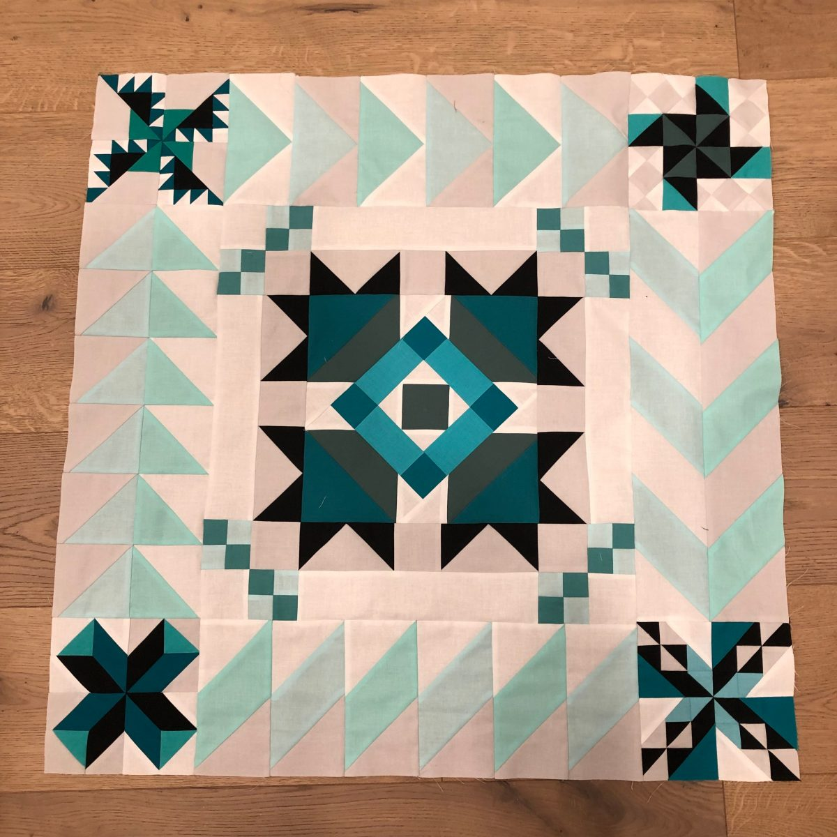 Quilt Diary: Hockey, Family, and Quilts
